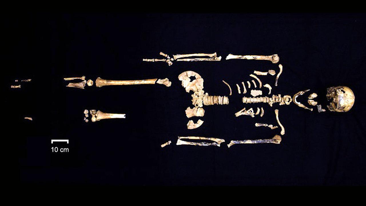 На Окинаве нашли останки древнейшего обитателя Японии