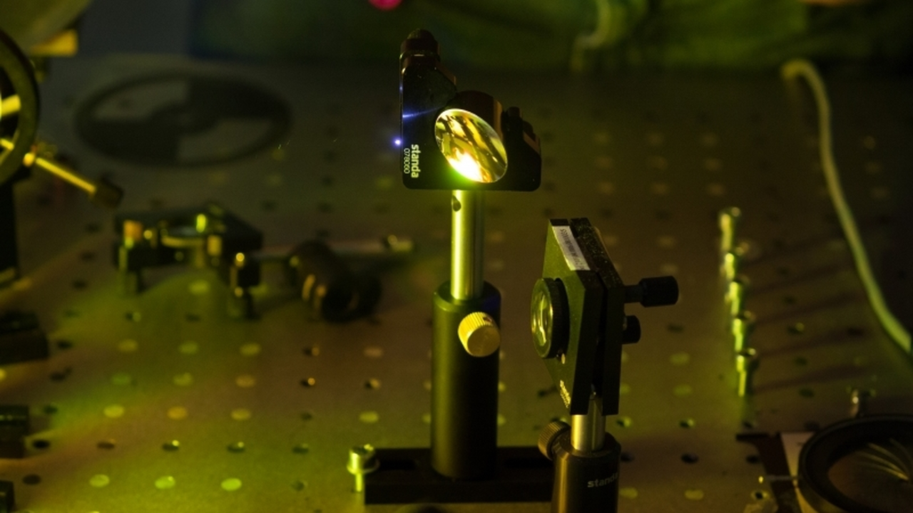 Российские учёные создали камеру с разрешением в квадриллионные доли секунды