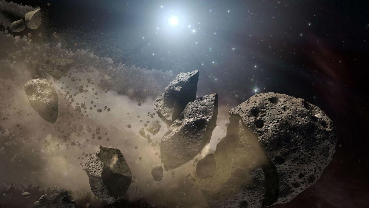 """Космическая головоломка: найден способ выведать больше информации у """"тёмных астероидов"""""""