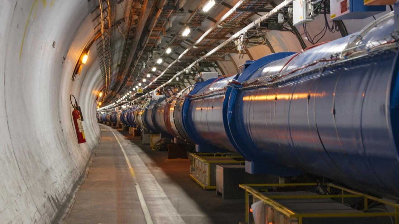 "На Большом адронном коллайдере открыли ""неуловимый"" распад бозона Хиггса"
