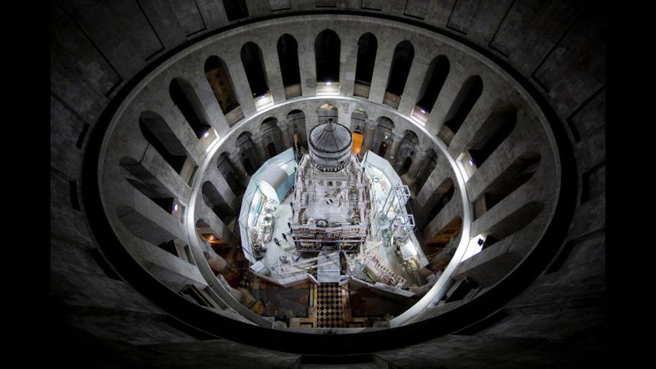 Археологи установили точный возраст гробницы Иисуса Христа