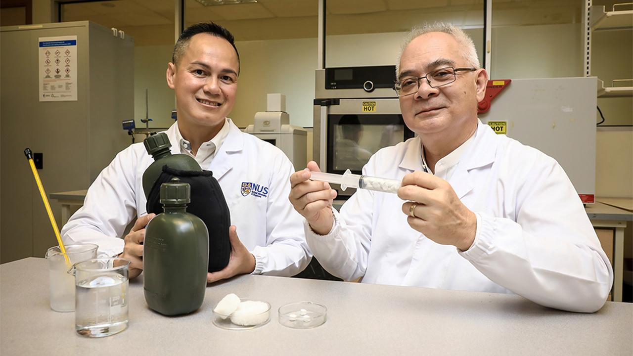 Хлопковые отходы превратят в экологически чистый аэрогель
