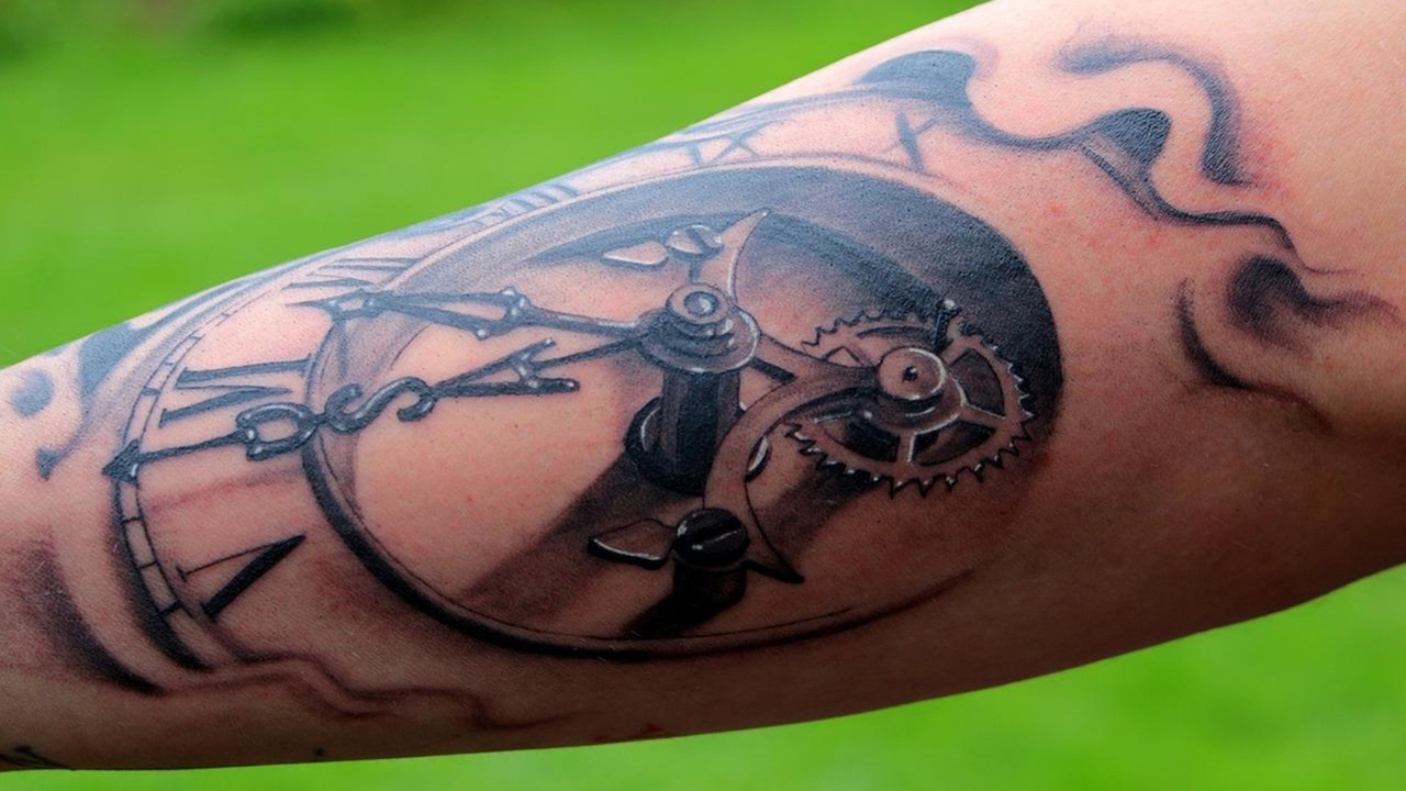 """""""Клеточный секрет"""" татуировок позволит удалять их более эффективно"""