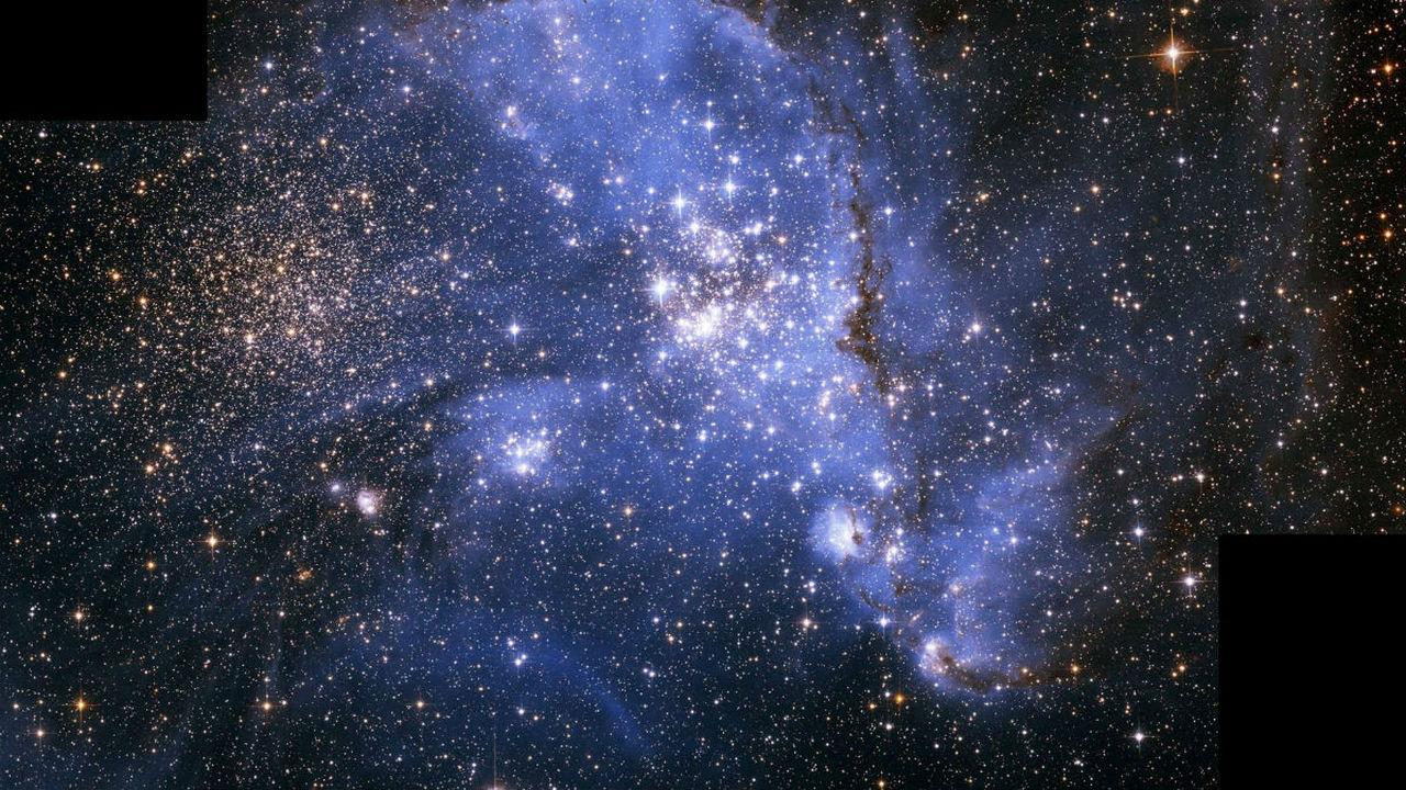 Астрономы заметили в другой галактике редчайшую сверхбыструю звезду