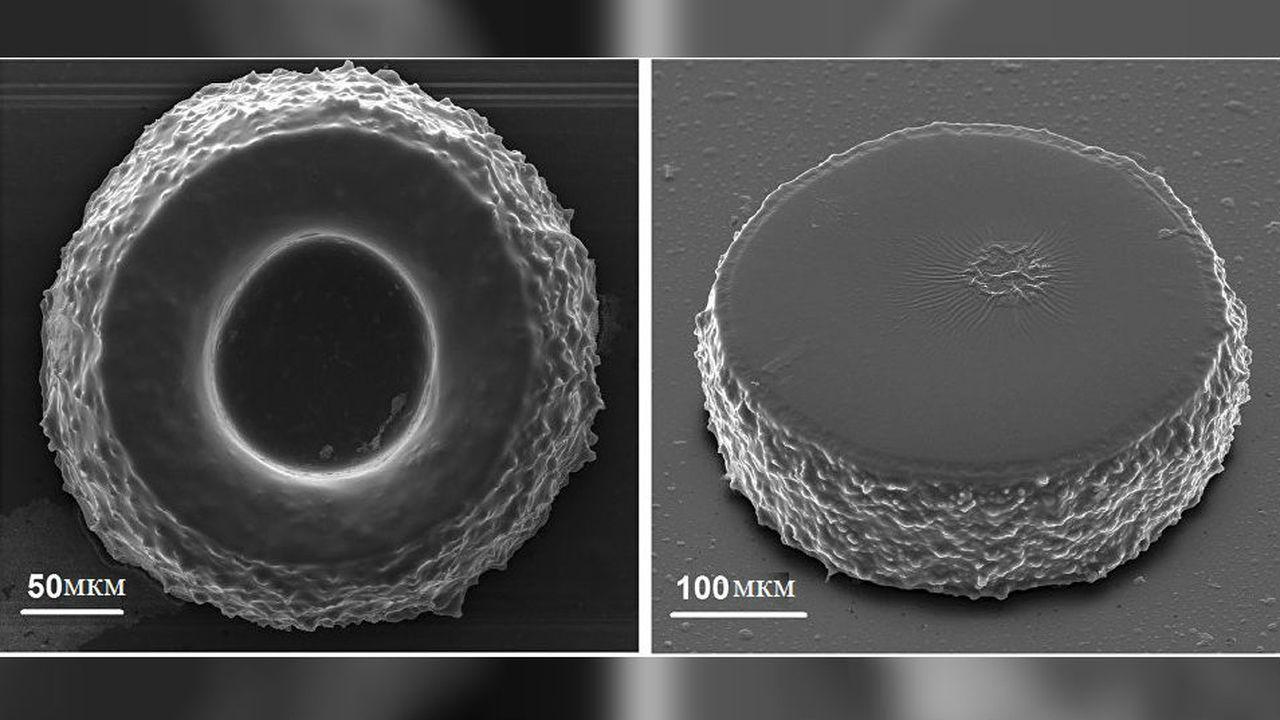 Российские учёные создали быстрый 3D-принтер с помощью наночастиц и лазера