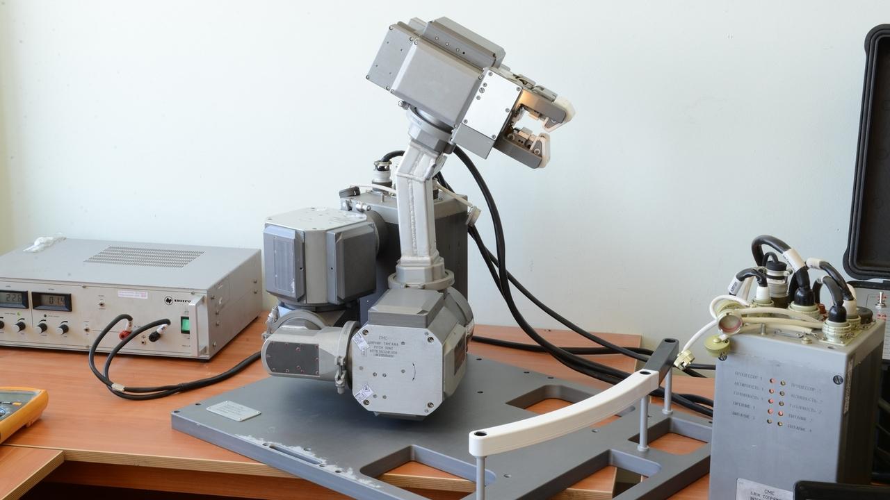 Российская рука-манипулятор для МКС успешно прошла наземные испытания