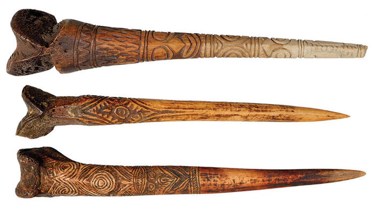 Сила предков и престиж: антропологи выяснили преимущества кинжалов из человеческих костей