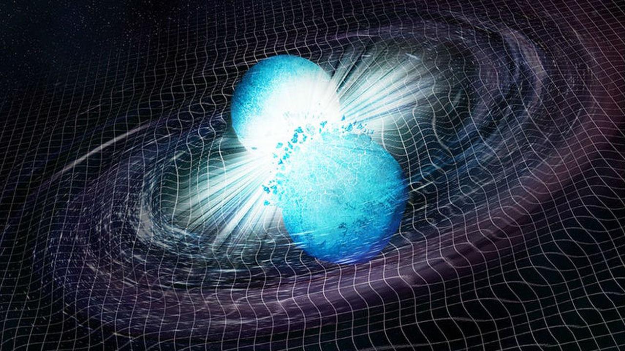 Знаменитое столкновение нейтронных звёзд породило самую маленькую чёрную дыру в истории