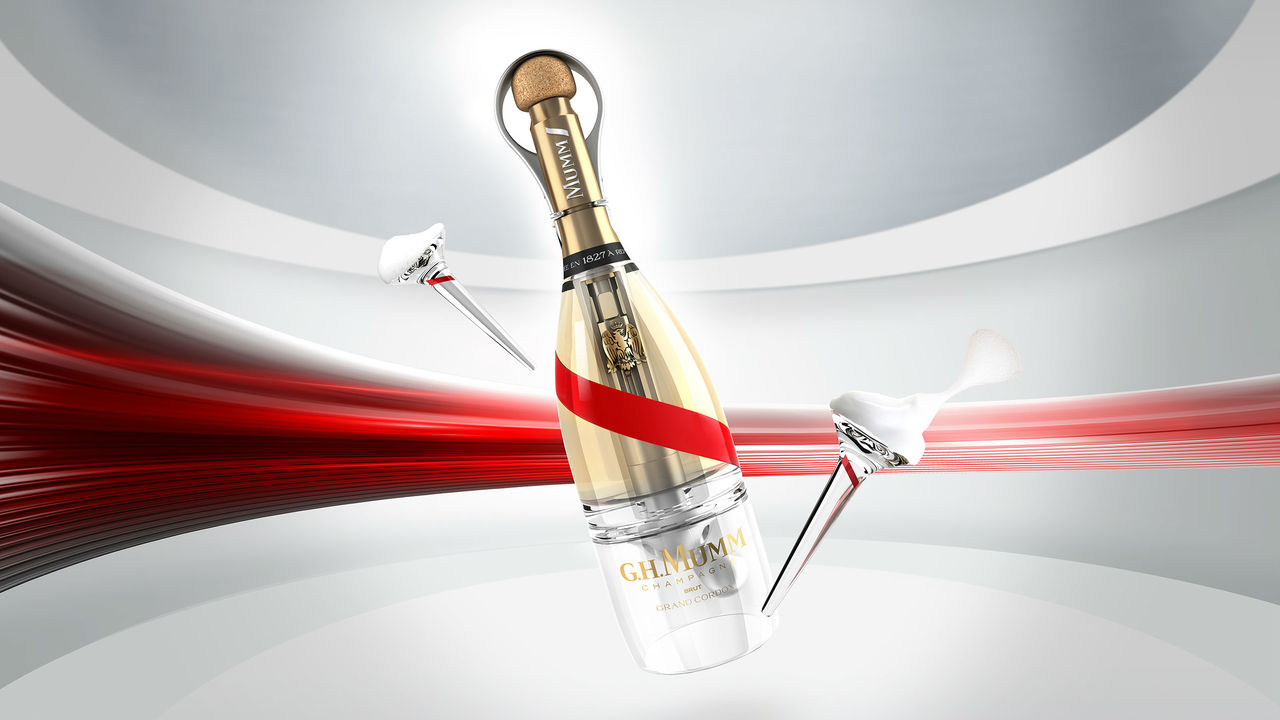 Французы создали шампанское для праздников на орбите