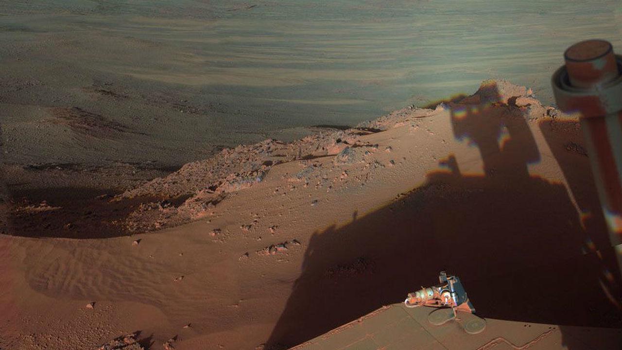 НАСА: на Марсе бушует идеальный шторм, но роверы должны выдержать
