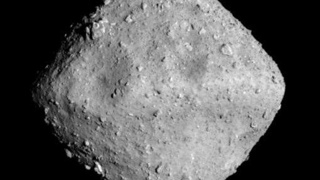 """Зонд """"Хаябуса-2"""" достиг астероида Рюгу"""