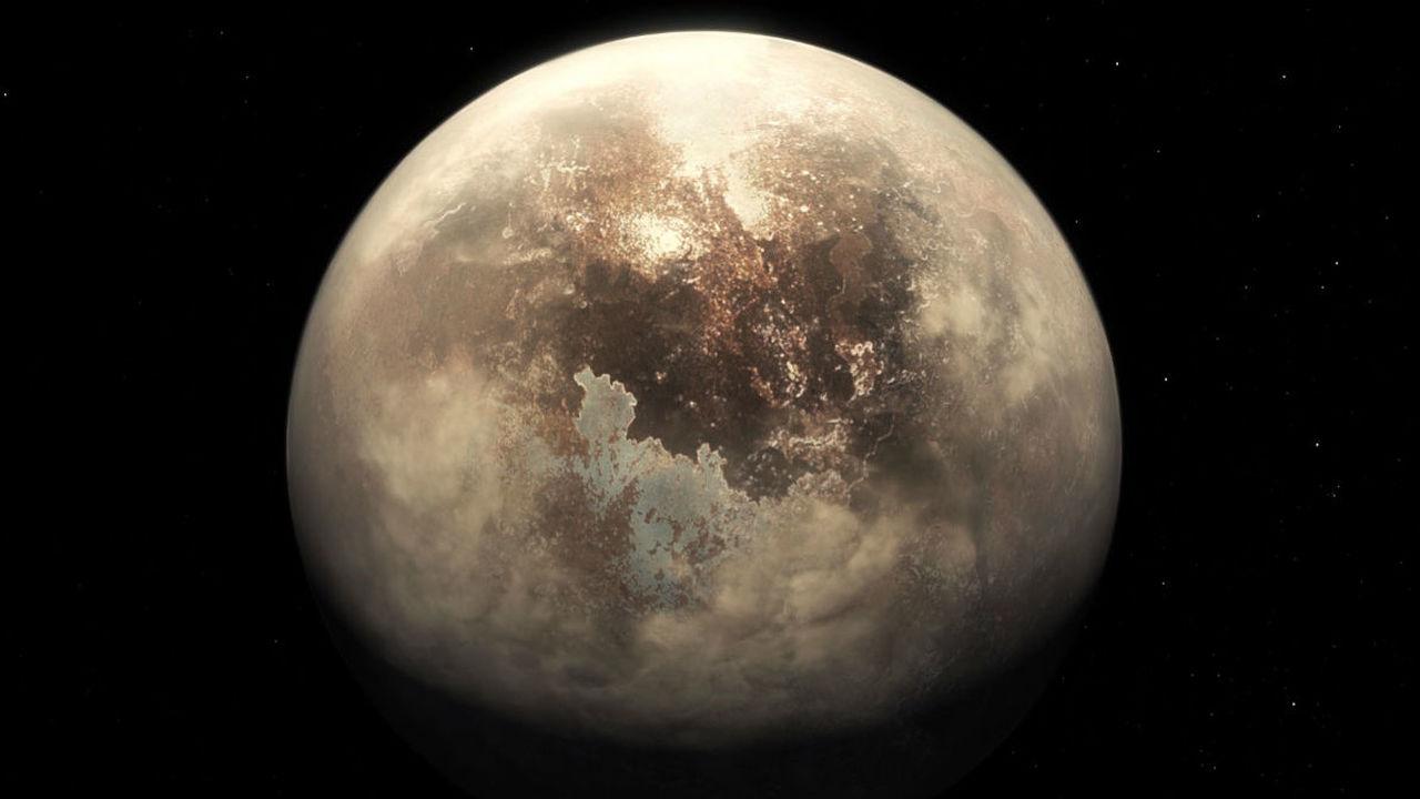 """Астрономы выяснили состав и климат нашумевшей """"идеальной планеты"""""""