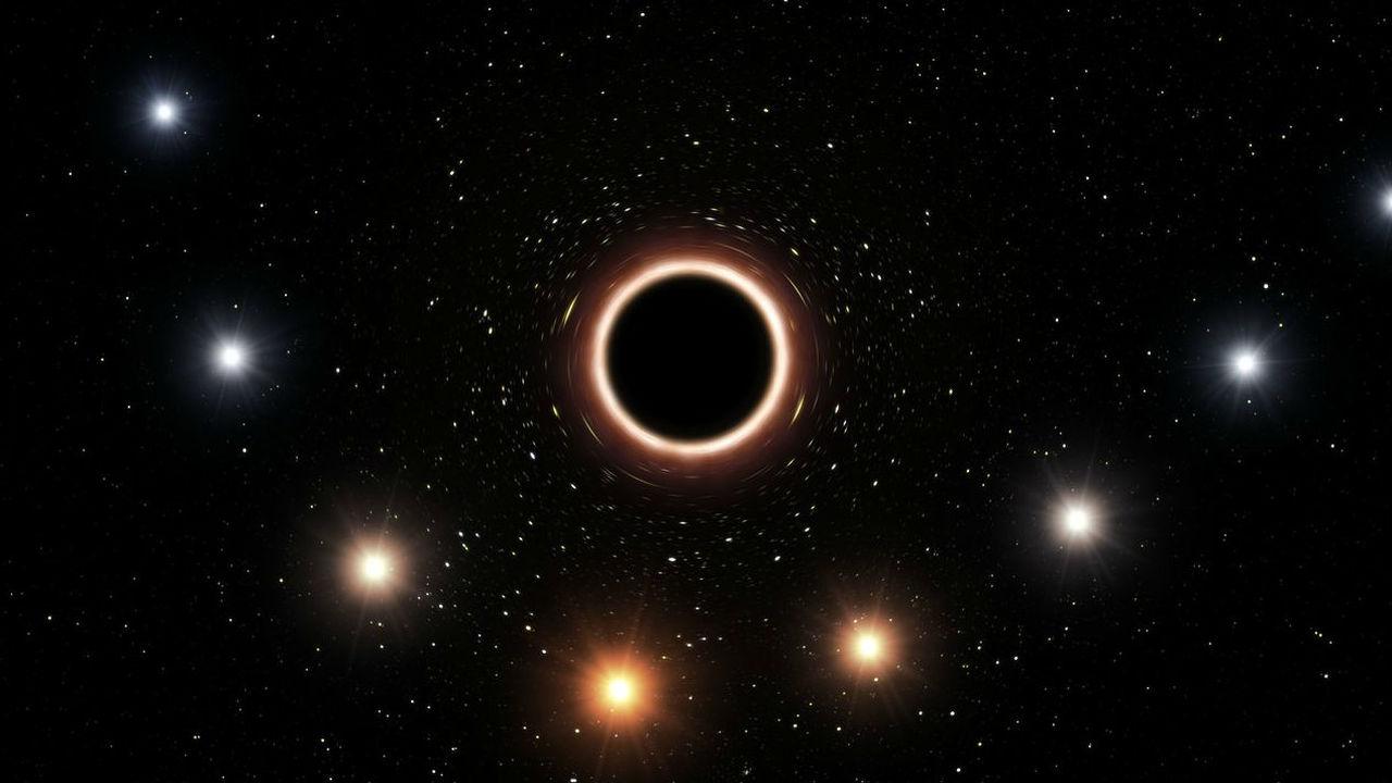 Общая теория относительности впервые прошла проверку вблизи сверхмассивной чёрной дыры