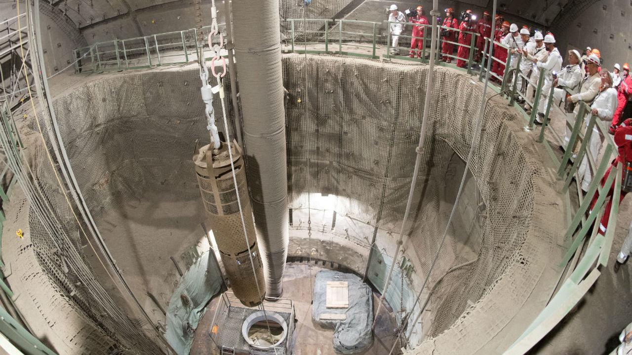 Природный реактор раскрыл тайны хранения ядерных отходов на протяжении миллиардов лет