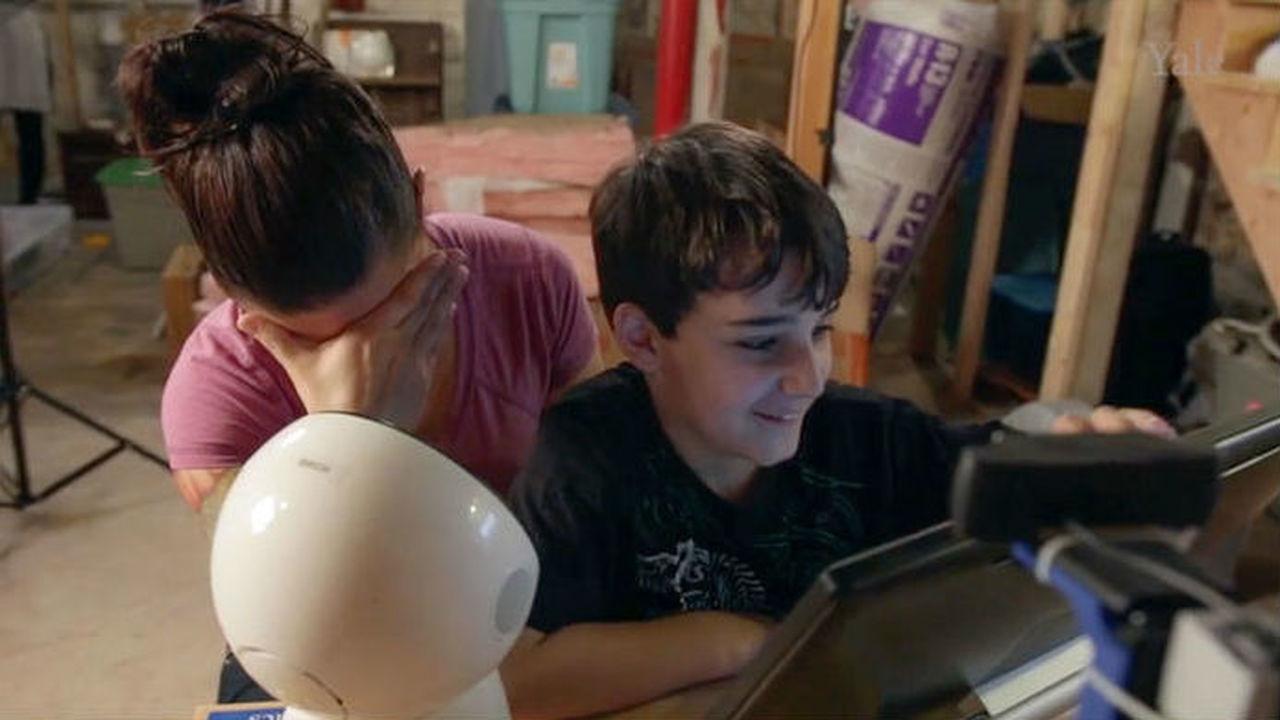 Бототерапия XXI века: как 30 дней в компании с роботом могут помочь детям с аутизмом