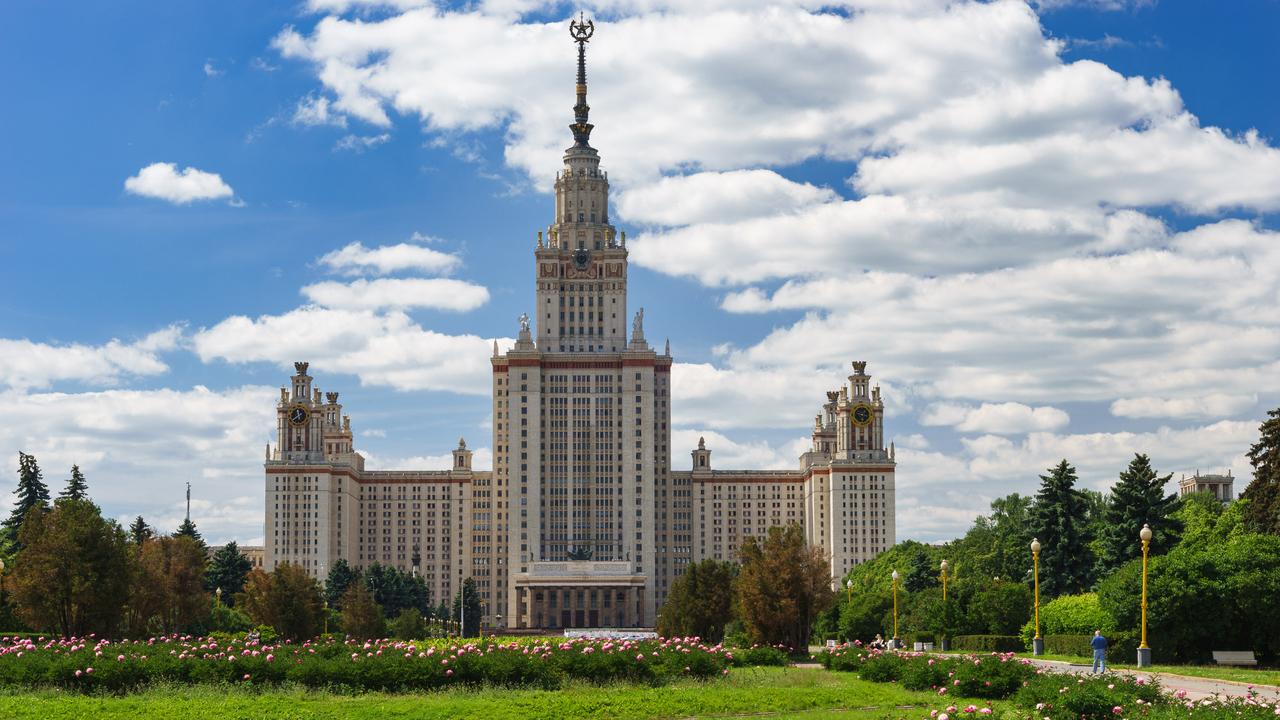 МГУ признан лучшим университетом стран Евразийского региона