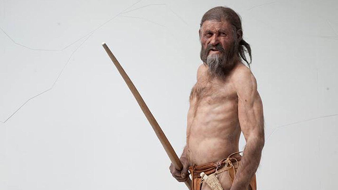 Ледяной человек Эци мог страдать от язвы желудка