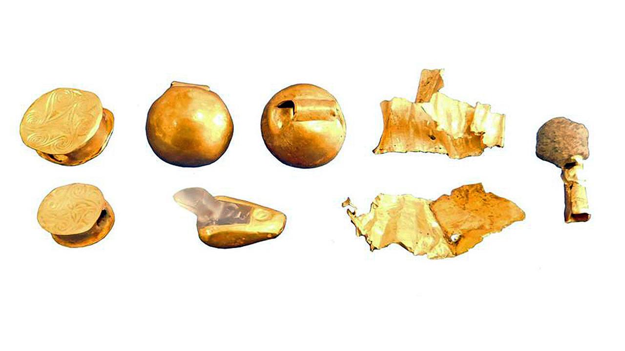 На Крите нашли богатые минойские захоронения возрастом 4500 лет