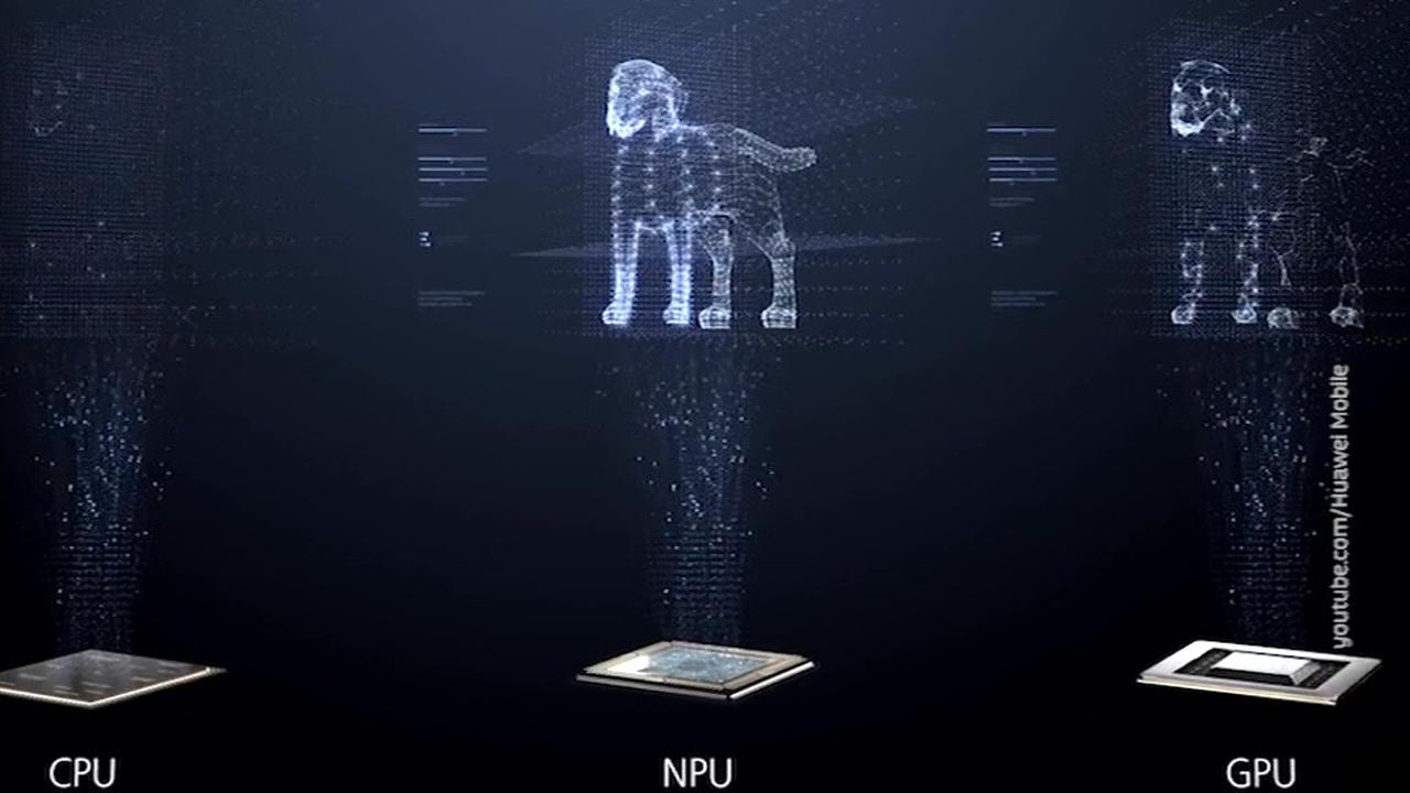 Вести.net: Huawei выпустит процессоры для работы с ИИ