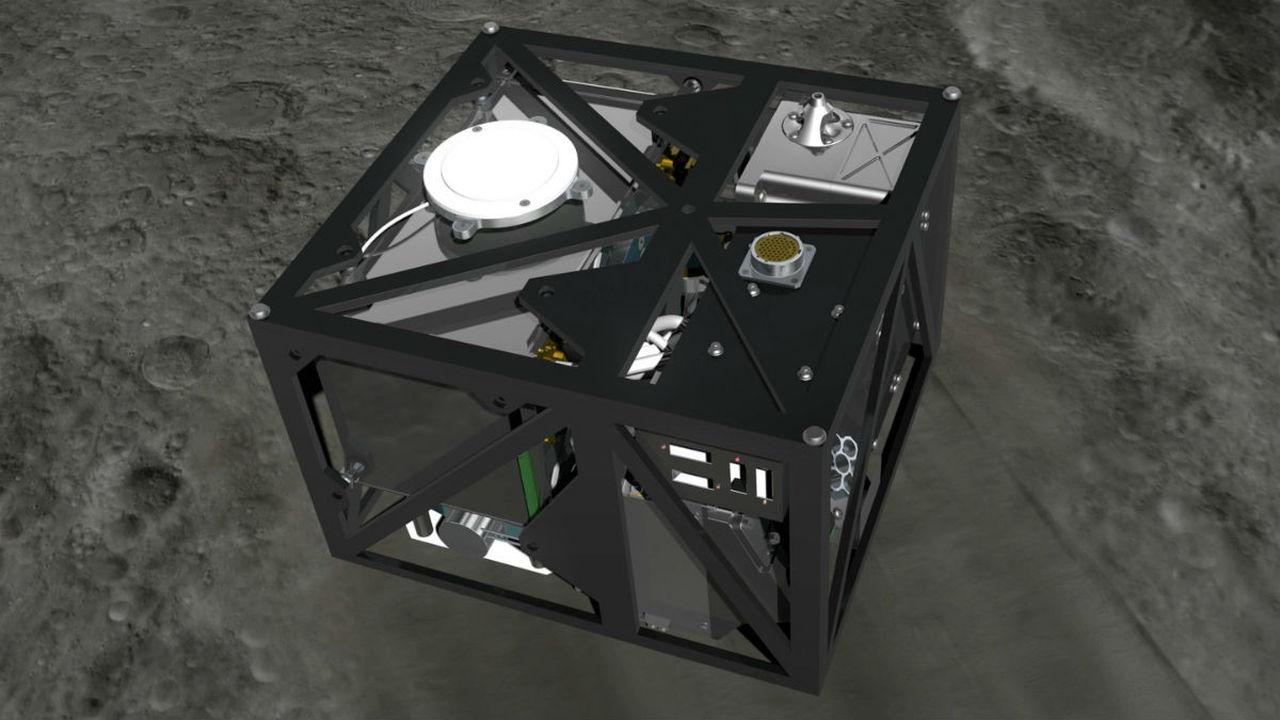 Третий астероидный ровер в истории человечества успешно сел на Рюгу