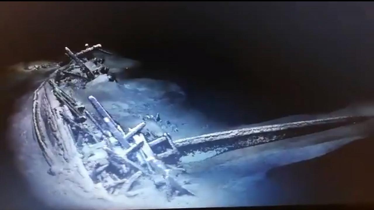 Глубина 2000 метров, возраст 2500 лет: в Черном море обнаружен уникальный греческий корабль