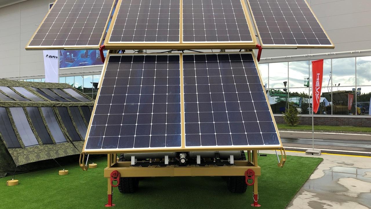 Скорая солнечная помощь: российские инженеры представили мобильную энергосистему