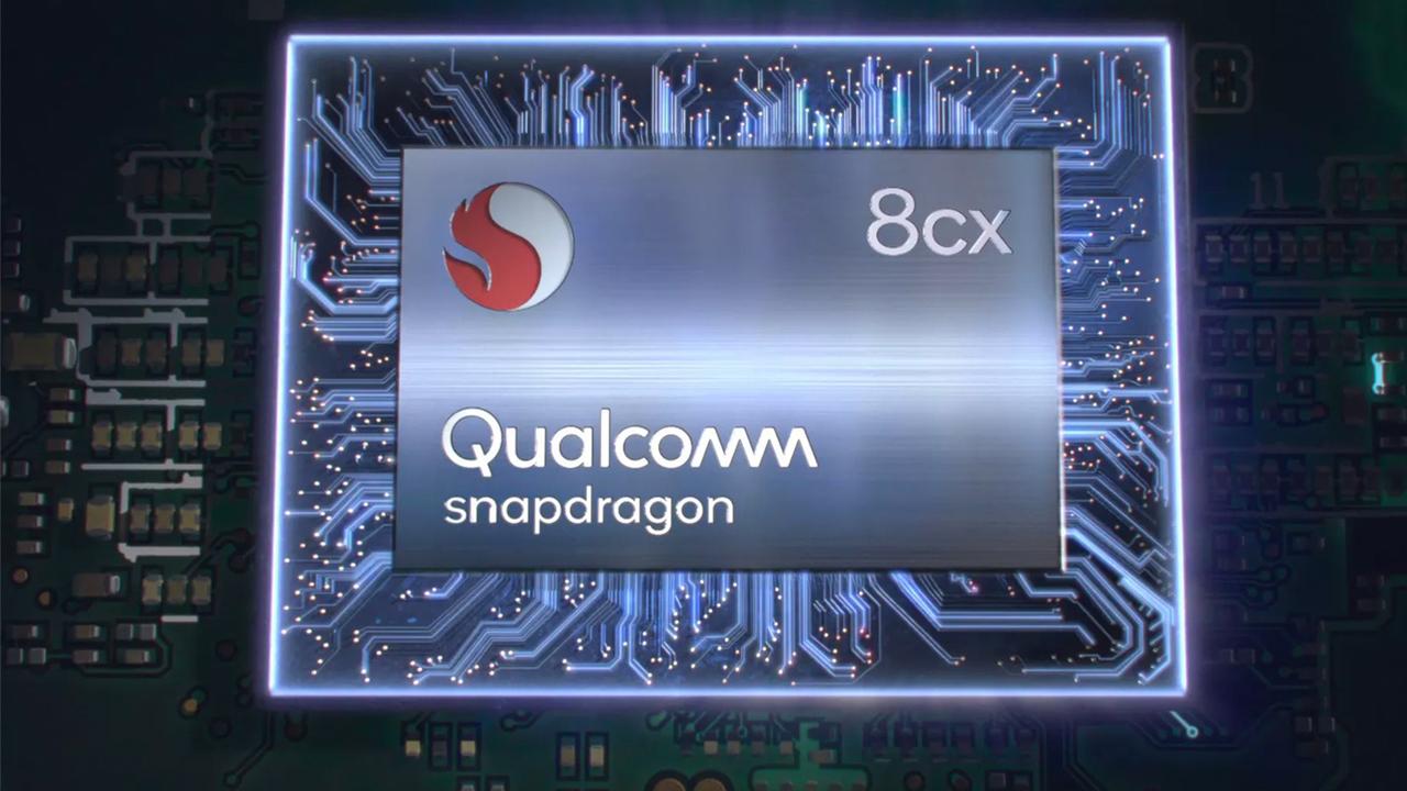 Qualcomm Snapdragon 8cx — первый мобильный ARM-процессор для ноутбуков