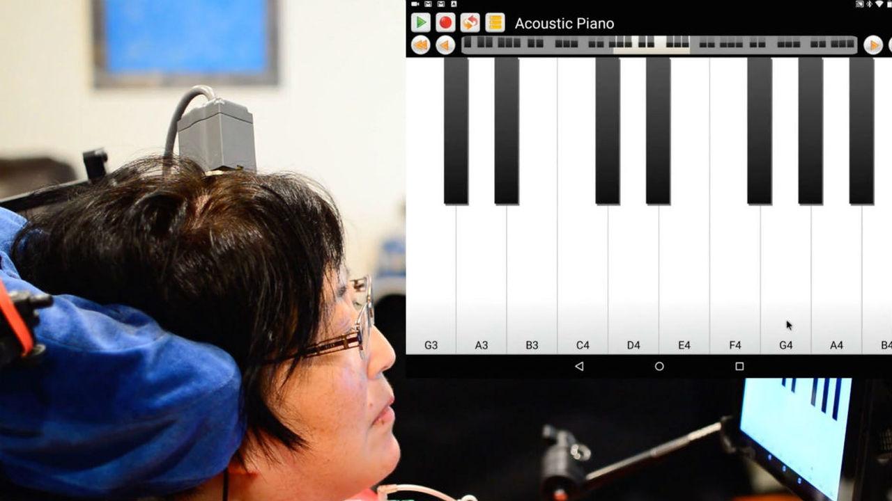 Технология BrainGate помогла парализованным людям управлять планшетом силой мысли