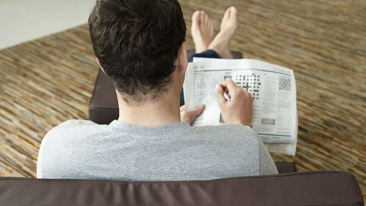 Кроссворды и головоломки не предотвращают снижение умственных способностей