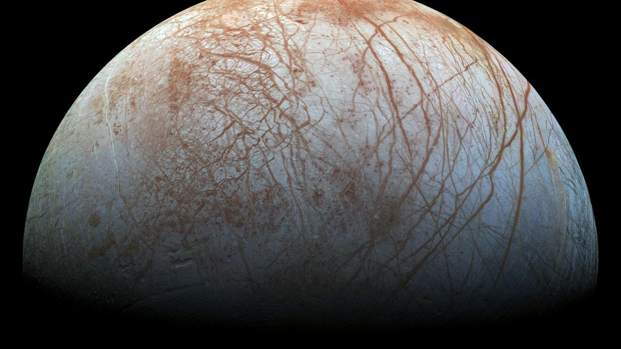 Представлен проект зонда для поиска жизни на спутнике Юпитера