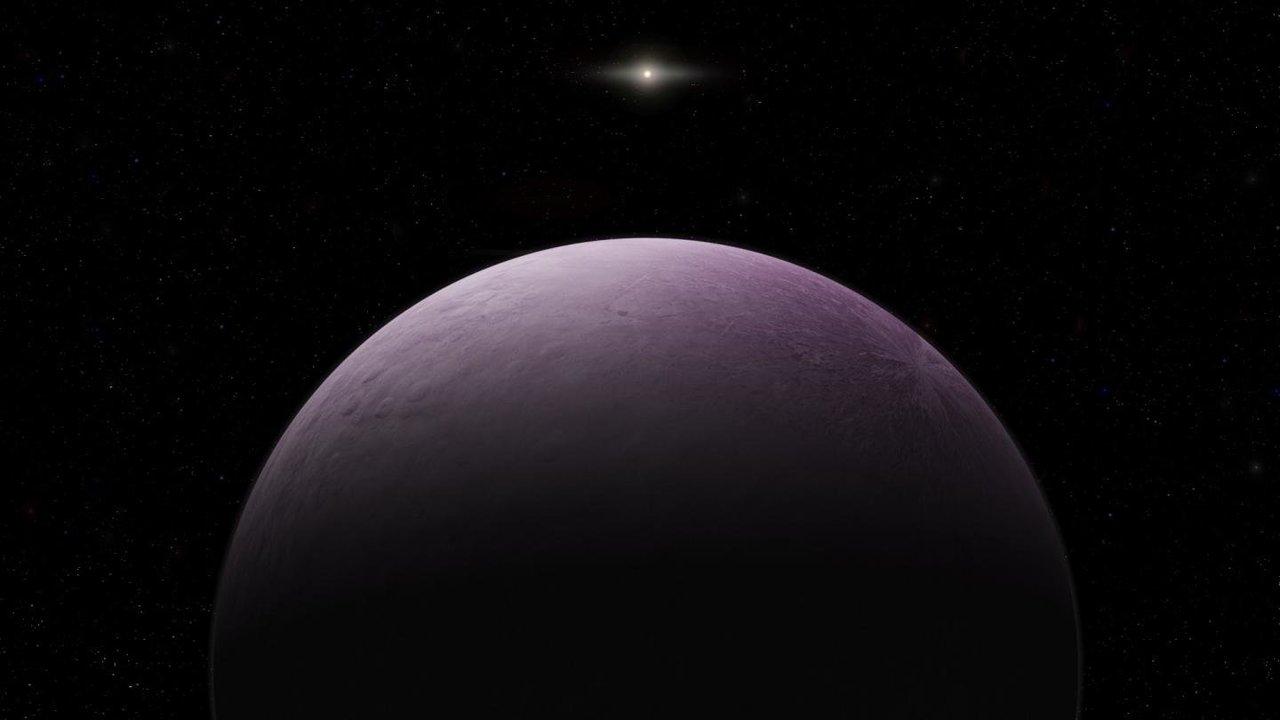 Найден самый далёкий объект в Солнечной системе