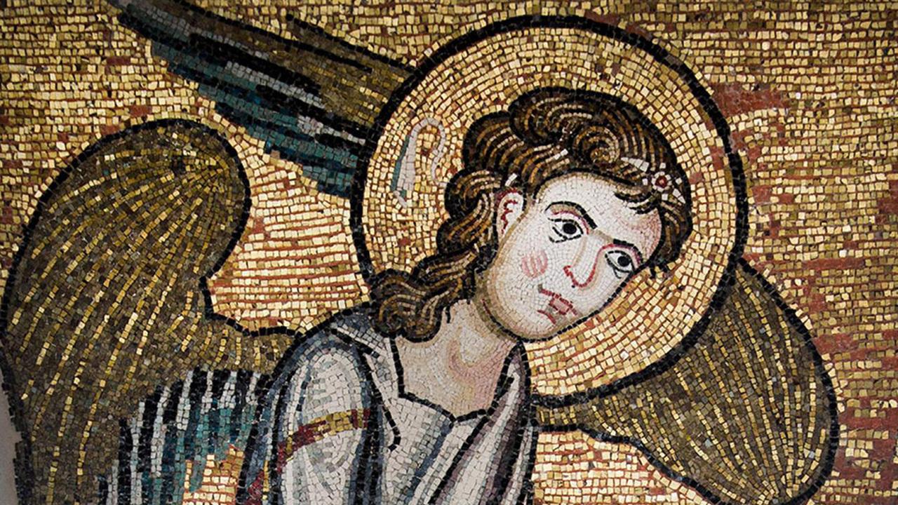 Самая рождественская история: завершена реставрация мозаик базилики Рождества в Вифлееме