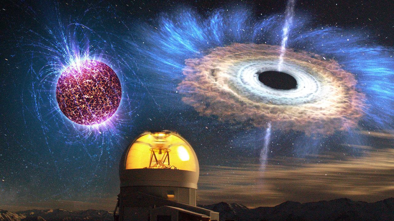 """Ярость """"космической коровы"""" озадачила астрономов"""