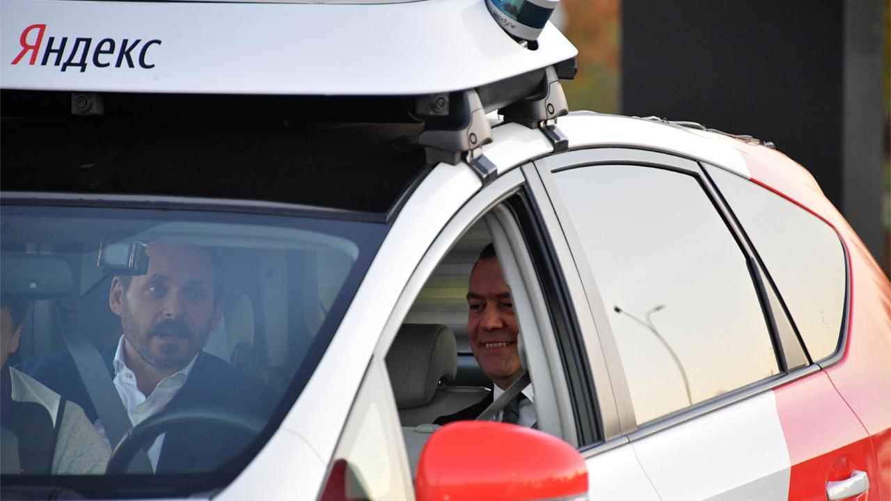 Камеры в салоне позволят самоуправляемым авто зарабатывать на пассажирах