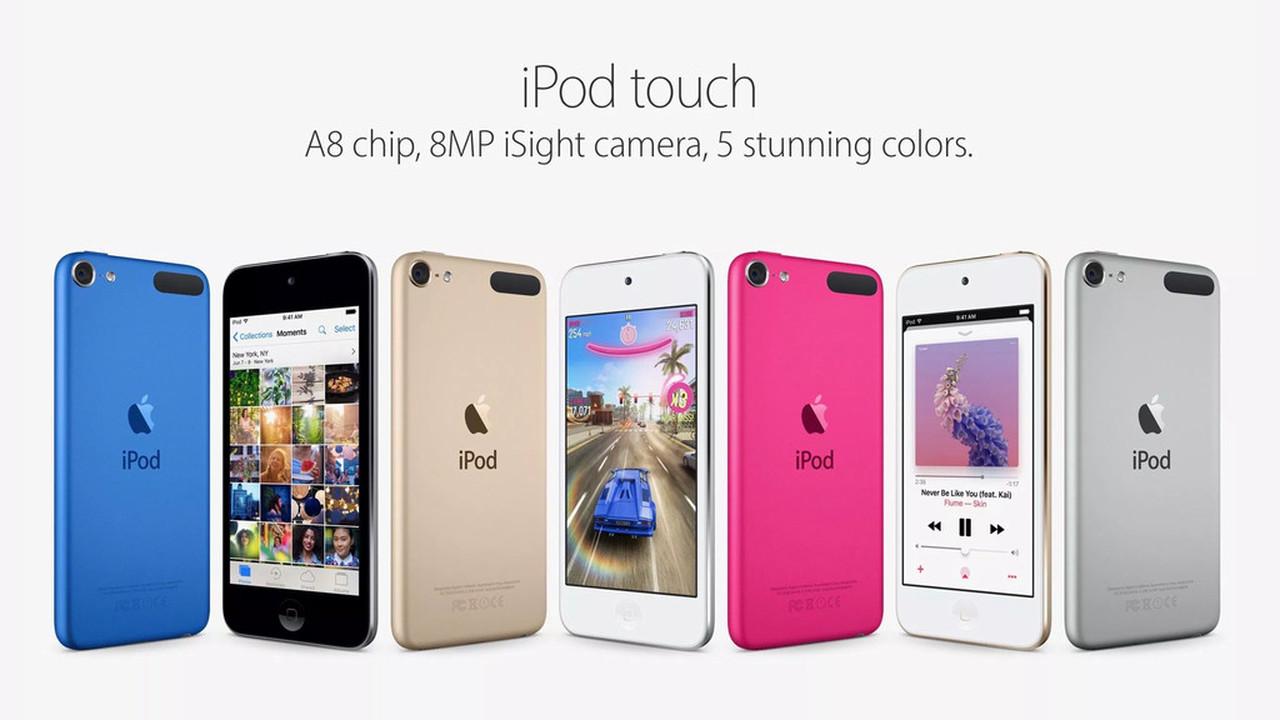 Слух: Apple выпустит iPhone с USB-C и новый iPod Touch