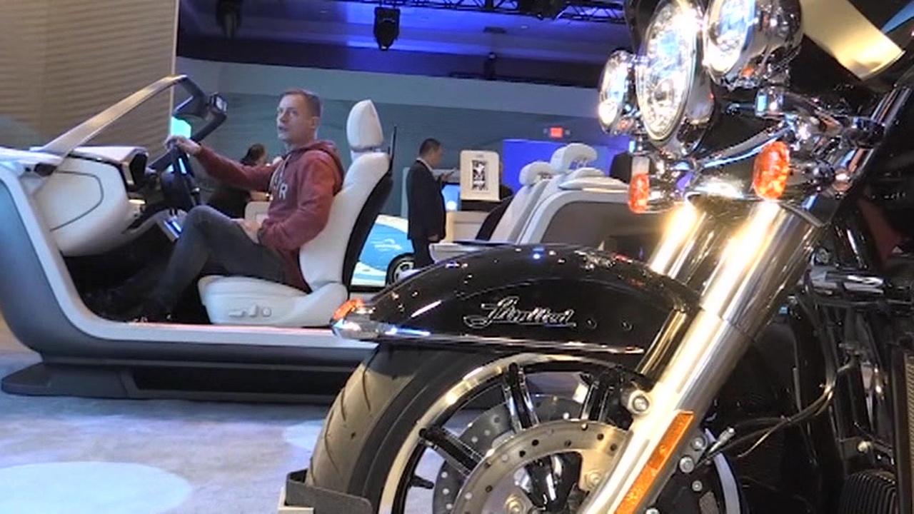 Harman показала цифровое будущее автомобилей