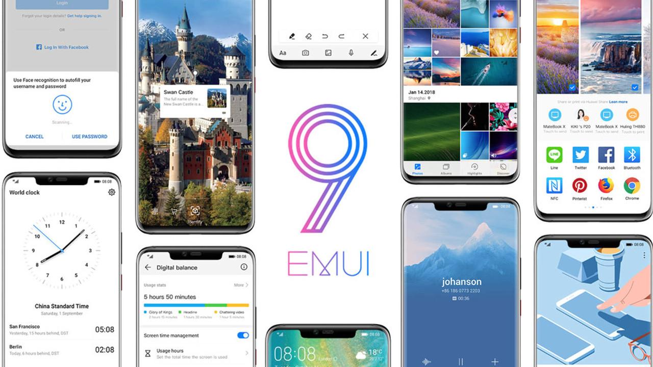 Обзор оболочки Huawei EMUI 9.0 на Android 9 Pie
