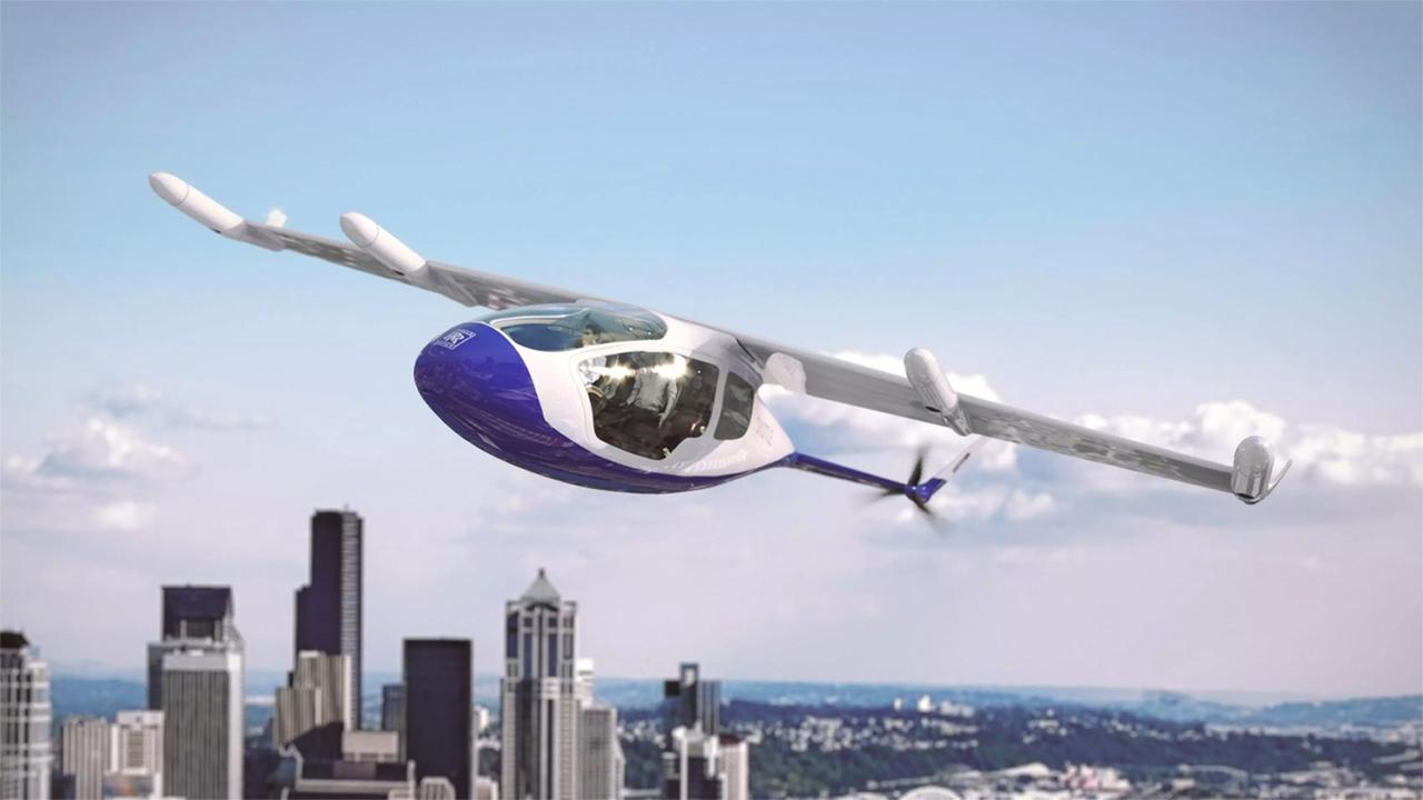 Россиянам пообещали летающее роботакси к 2030-му