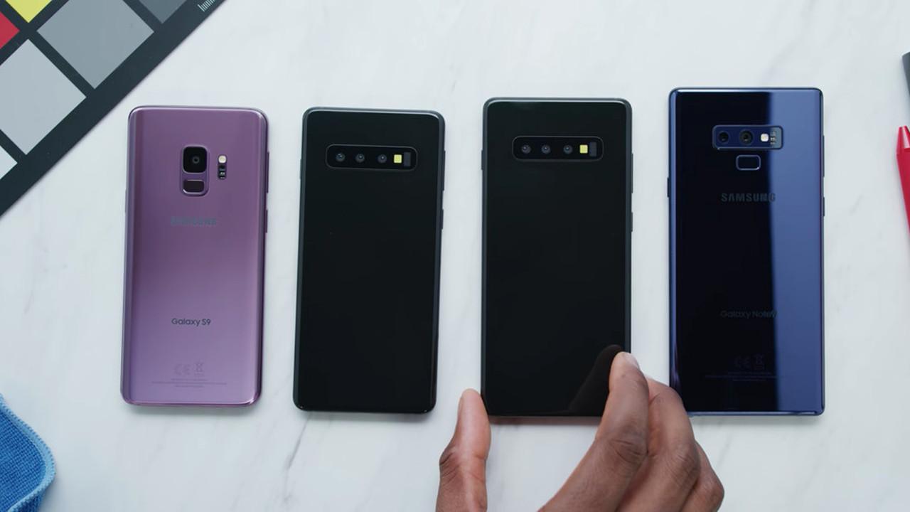 О Samsung Galaxy S10+ стало известно всё