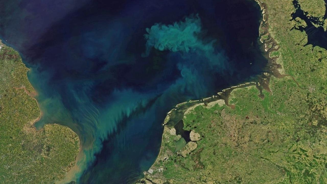 Цвет потепления синий: Мировой океан поменяет оттенок из-за изменений климата