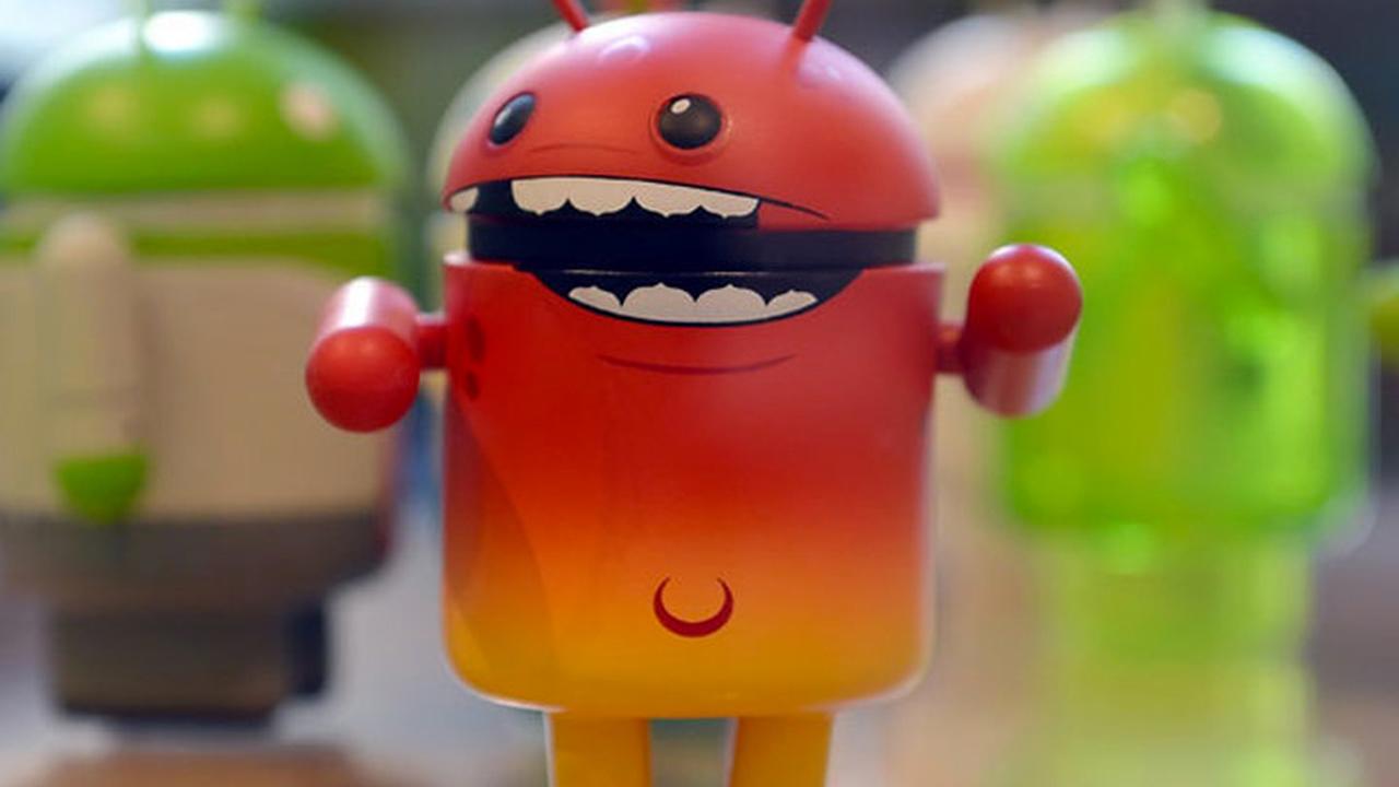 Почти каждый современный Android-смартфон можно заразить через картинку