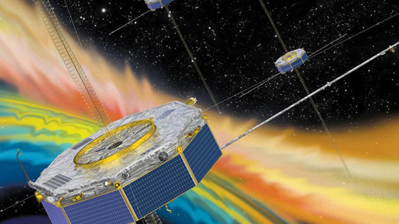 Астрономы впервые прямо зафиксировали, как нагревается солнечный ветер