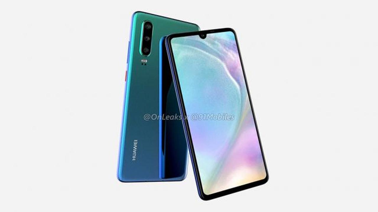 Huawei назвала дату презентации новых флагманских смартфонов