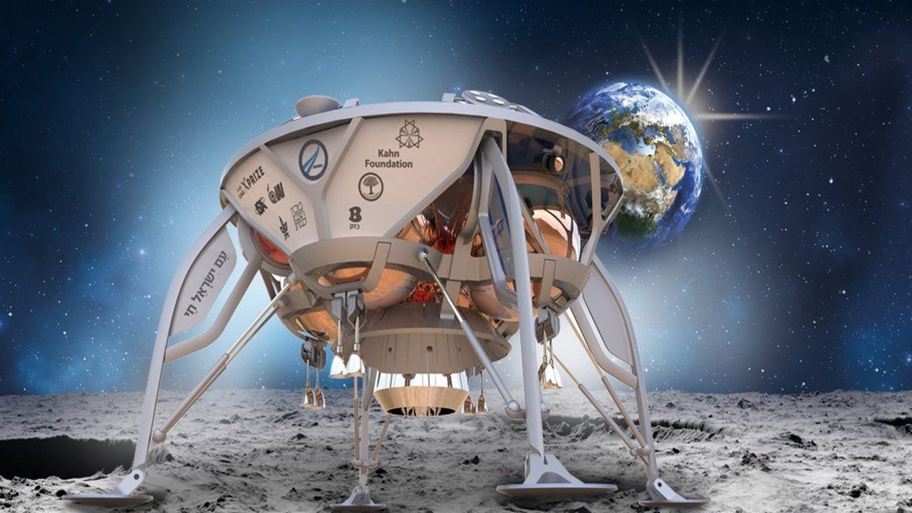 SpaceX запустила частный израильский зонд к Луне