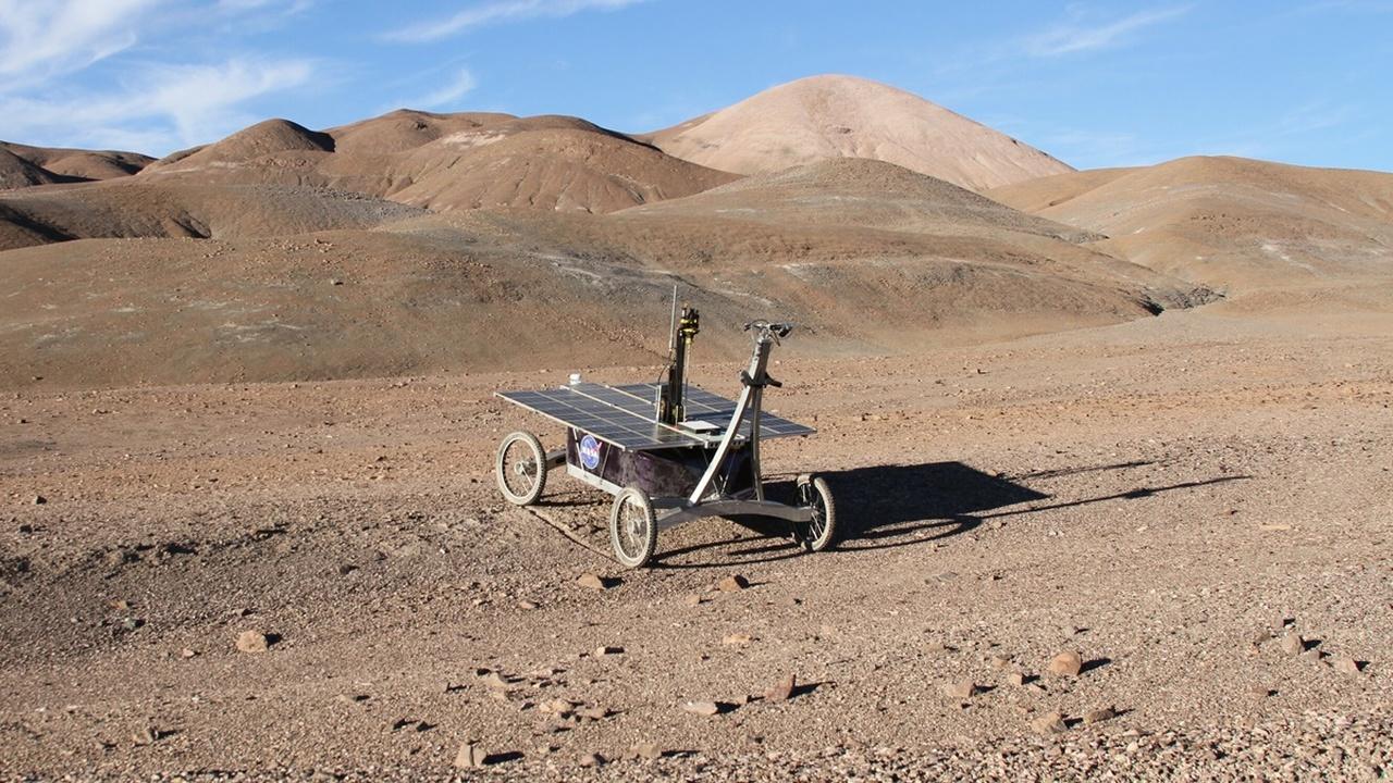 Миссия в самой засушливой пустыне мира показала, как земные аппараты смогут найти жизнь на Марсе