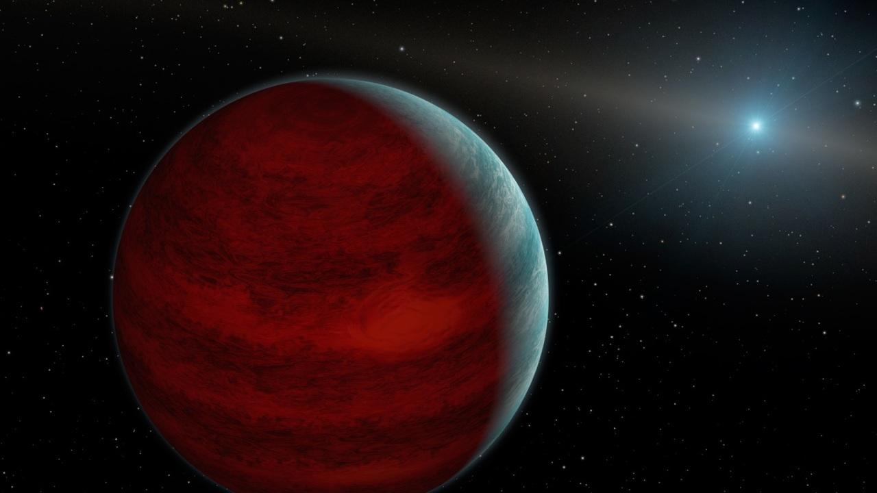 Астрономы: бродячая звезда выгнала планету со своего места и спасла её