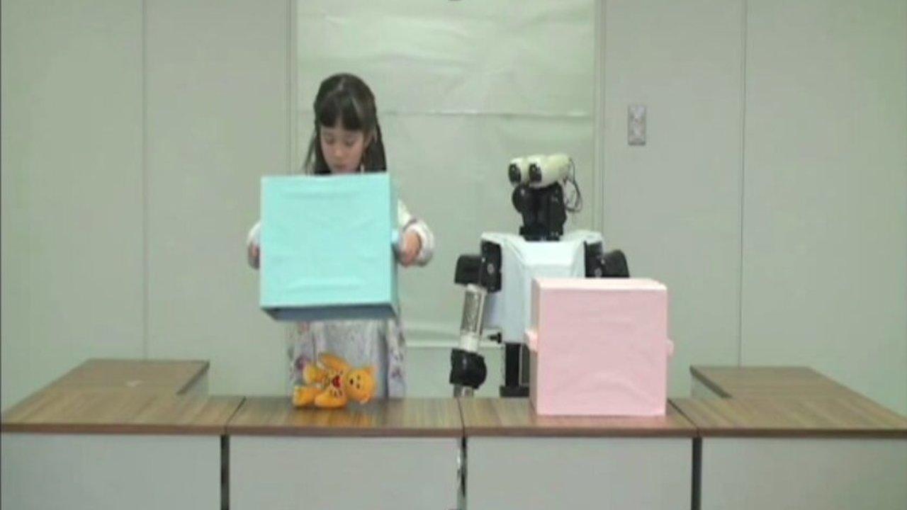 Справедливость и заблуждения: дошкольники приписывают роботам человеческое мышление