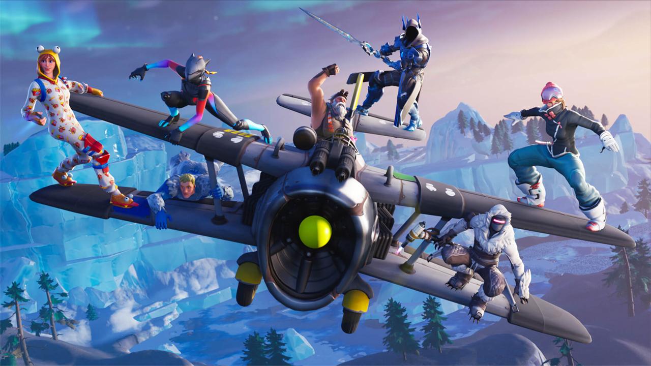 Help Fortnite Epic Games
