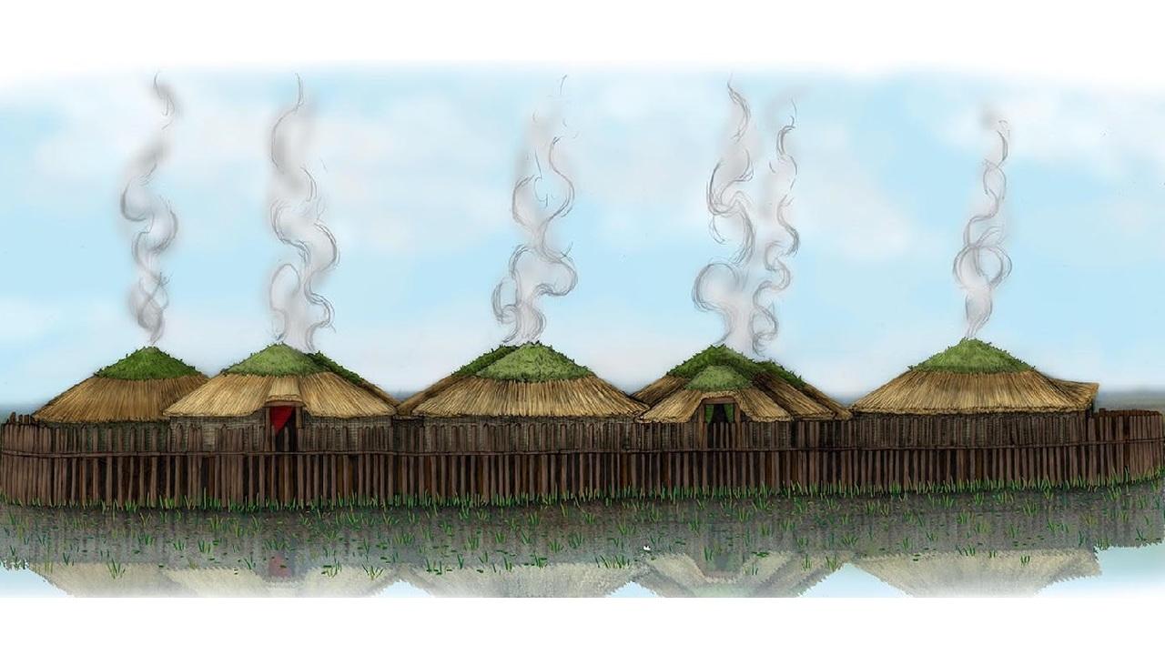 """""""Британские Помпеи"""" сгорели через год после постройки, но сохранились идеально"""