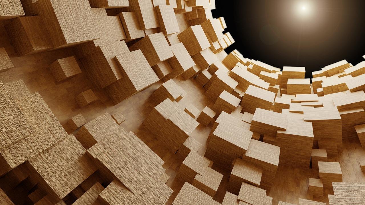 3D-принтер создаёт изделия любой формы из искусственной древесины